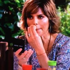 what skincare does lisa rimma use rinna s pressed powder used at lunch with teddi mellenc