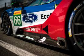 supercar logos axalta enjoying view from the front as associate sponsor of ford