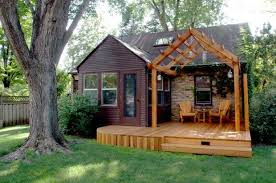 12 tiny houses with amazing outdoor spaces