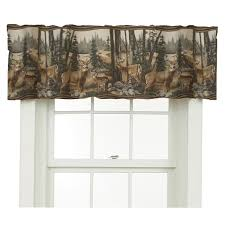 whitetail dreams valance 09083000032brt kimlor mills inc