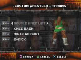 Backyard Wrestling Characters Backyard Wrestling Don U0027t Try This At Home The Next Level Xbox