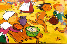 the native american tribe that shared the first thanksgiving feast thanksgiving storybooks to check out from the manchester district