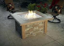 build a propane fire table how to build a propane fire pit homemade propane fire pit kit
