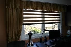 office window treatments gta custom blinds elegant drapery ca