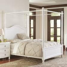 gray marlon queen canopy bed world market pertaining to size