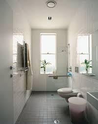 best 25 narrow bathroom ideas on pinterest small narrow