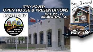 Tinyhometour National Tiny House U0026 Simple Living Jamboree U2013 Arlington Tx