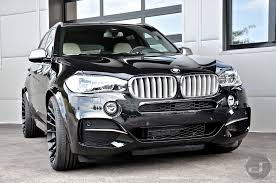 Bmw X5 Grey - bmw x5 m50d tuned by hamann