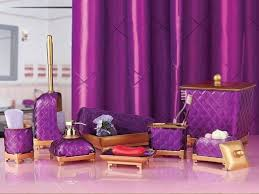 Leopard Bathroom Set Walmart Purple Bathroom Sets Realie Org