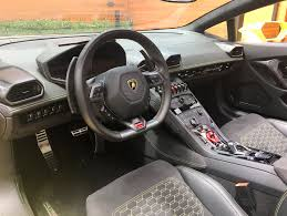 Lamborghini Huracan Interior - shopping the most expensive homes in malibu in the new lamborghini