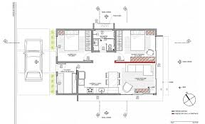 small house floorplans architecture exciting floor plan of the stylish box