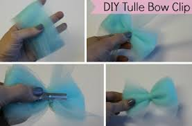how to make hair bow tulle bows how to make tulle hair bows and headbands the hair