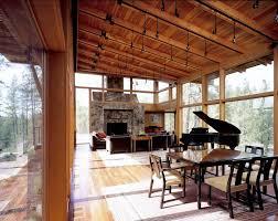 wooden interior design decor natural wooden house design by oska architect minimalist