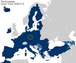 Europe Flag Map by Alternate Future Eu Map By Muzik Maniac On Deviantart
