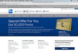 American Express Business Card Benefits 50k Amex Premier Rewards Gold Card Bonus Offer Travelsort