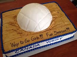 volleyball team celebration cake cakeworks u0027 blog