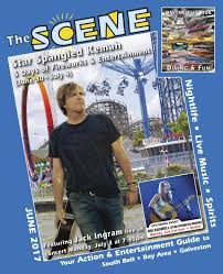 the scene magazine june 2017 back to front by the scene