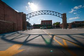 Wichita Kansas Lk Architecture Coleman Parking Lot Rotary Plaza Wichita Ks