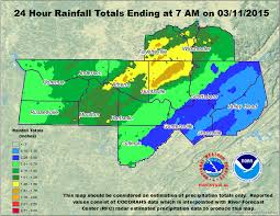 Map Of Alabama And Tennessee by March 11th 12th 2015 Flash Flooding Event