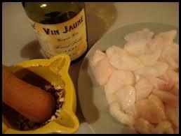 par quoi remplacer le vin jaune en cuisine des joues de lotte au vin jaune pour le rapprochement des peuples