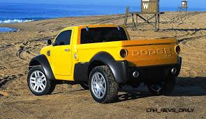 concept off road truck 2002 dodge m80 concept