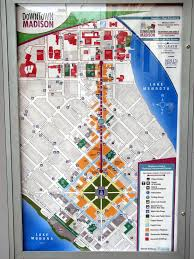 A Map Of Wisconsin by Madison Wisconsin Skyscrapercity