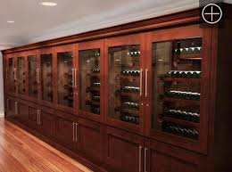 refrigerated wine cabinet gallery custom wine cabinet gallery