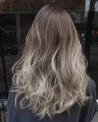 silver brown hair 40 glamorous ash blonde and silver ombre hairstyles ash brown