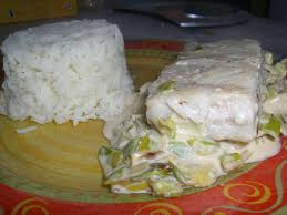 cuisiner filet de colin filet de colin sur fondue de poireau recettes by chouchou