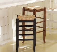 pottery barn counter height table awe inspiring rush seat bar stools pottery barn napoleon backless