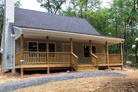 small cabin plans with porch small country ranch house plans porches jburgh homes best