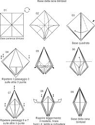 origami gabbiano gli origami