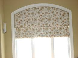 fresh simple arched cornice window treatments 16567