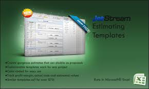 free construction estimating template bundle