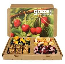 snack delivery graze brings online snack box delivery to u s 6 for workplace