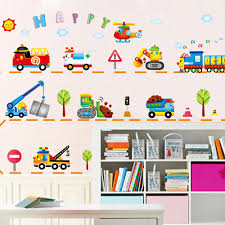popular wall stencils for kids rooms buy cheap wall stencils for carton animals train removable kids baby nuresery wall stickers art decor stencils for walls baby kids
