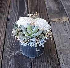 small floral arrangement wedding reception centerpiece