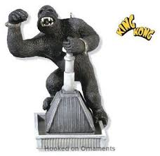2010 king kong hallmark keepsake ornament at hooked on hallmark