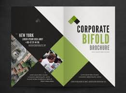 e brochure design templates 2 fold brochure template psd corporate tri fold brochure template