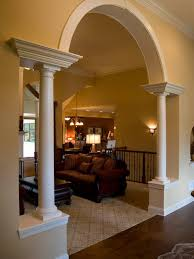 pillar designs for home interiors pillar arch houzz