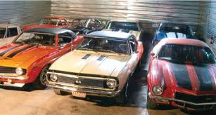 Muscle Car Barn Finds Best Barn Find Ever Quarto Drives