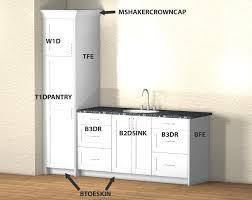 linen closet master vanity with linen closet