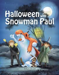 halloween with snowman paul san francisco book review