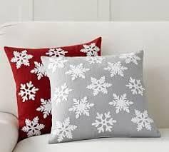 Christmas Pillows Pottery Barn Free Shipping On Pillows U0026 Throws Pottery Barn