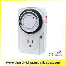 24 hr timer light switch 24 hour heavy duty timer switch 15 minute increments plug in