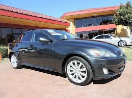 2007 lexus sedan for sale used 2007 lexus is 250 for sale stockton ca