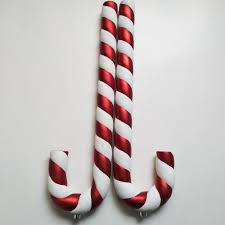 plastic candy canes wholesale plastic candy for large outdoor wholesale christmas
