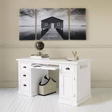 bureau romantique blanc bureau bureau domozoom com