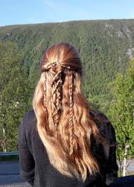 hair styles for viking ladyd viking lady hair in love with this curl up dye