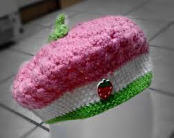 Strawberry Shortcake Halloween Costume Strawberry Shortcake Hat Etsy